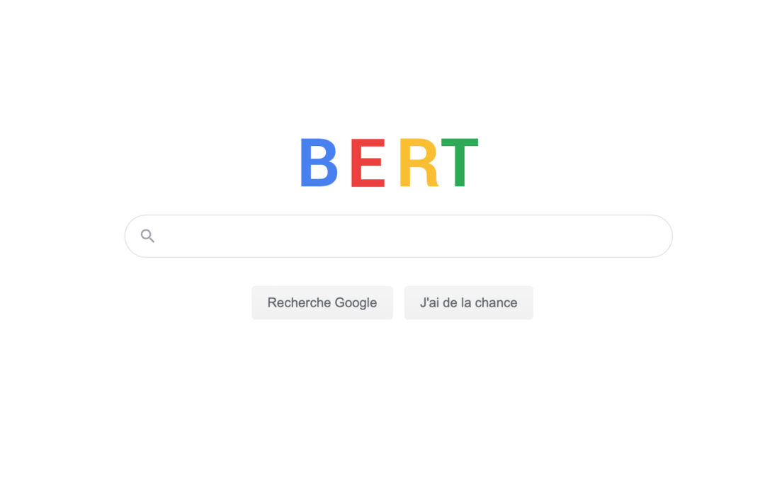 BERT : le nouvel algorithme de Google à l'assaut du langage naturel