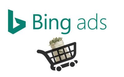 Suivi des conversions et des valeurs de conversion Bing Ads avec Google Tag Manager