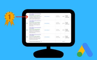 Optimisez vos balises meta description grâce à Google Ads !