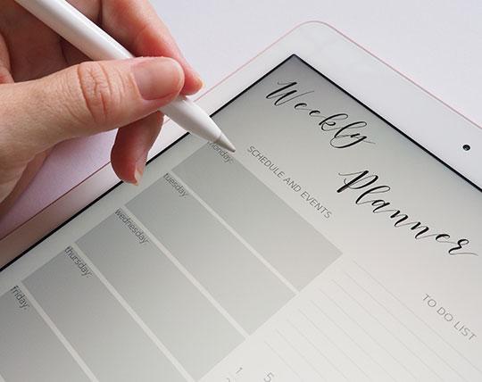 préparer articles blog
